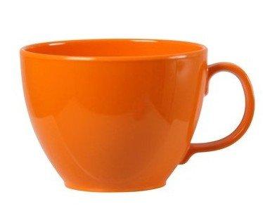 Boissons chaudes dans Chroniques d'un Gourou tasse-orange