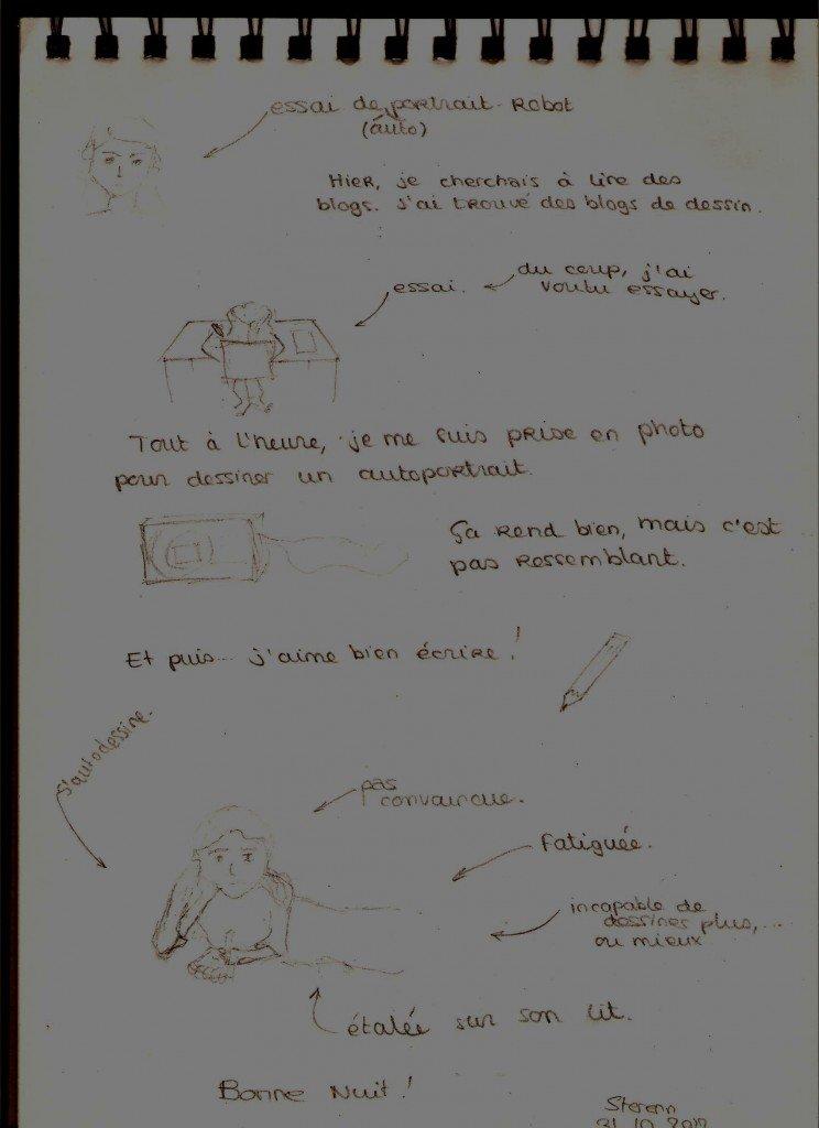Des essais. scan-dessin-oct12